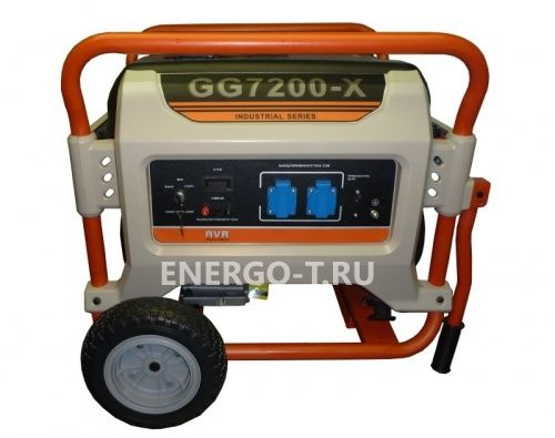 Газовый генератор REG E3 POWER GG7200-X (5 кВт)